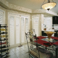 Trans UV Aluminum Window Shutters Ottawa